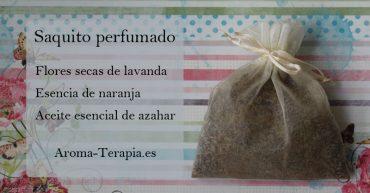 saquito perfumado